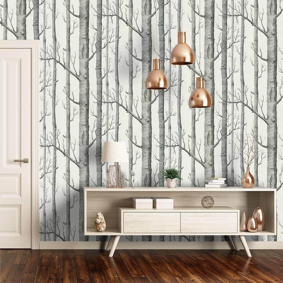 Papier Peint Style Atelier mon beau papier - architecture intérieur | atelier amandine